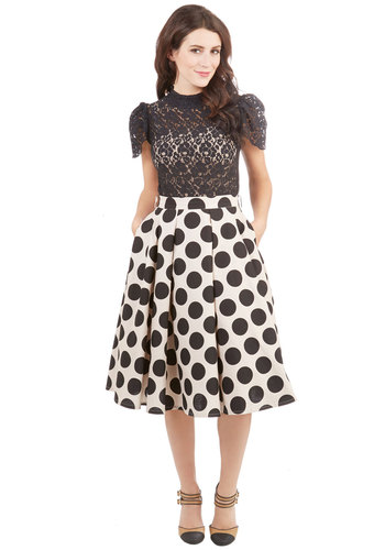 Retro Revolution Skirt