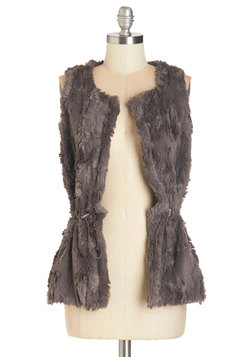Cute and Hirsute Vest