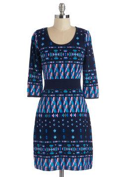 Resonant Artist Dress