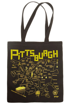 Around 'Tahn Pittsburgh Tote