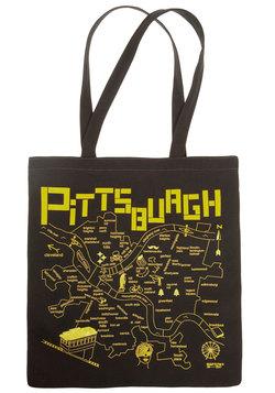 Around 'Tahn Pittsburgh Tote