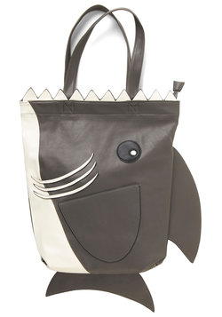 Jaws the Two of Us Tote
