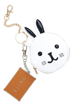 Must Be the Bunny Coin Purse