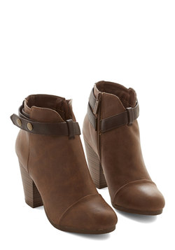 Smart Style Bootie