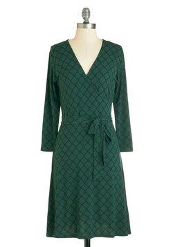 Wrap of Luxury Dress