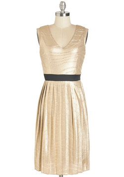 Gild Me Up Dress