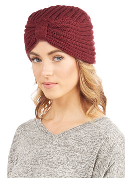 Fits the Chill Hat in Burgundy