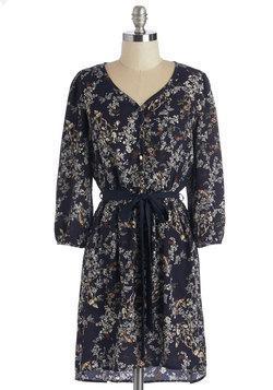 Arboreal Birdsong Dress