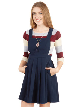 Bicycle Built for Cute Jumper in Blueberry