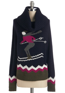 Come and Ski Sweater