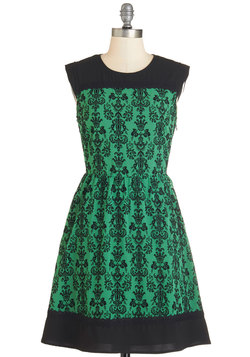 Damask Delight Dress