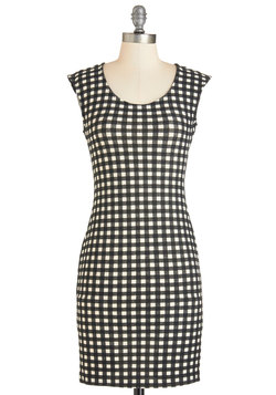 Gingham Kingdom Dress