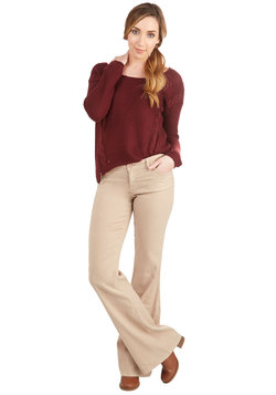 Prim and Property Pants in Blush