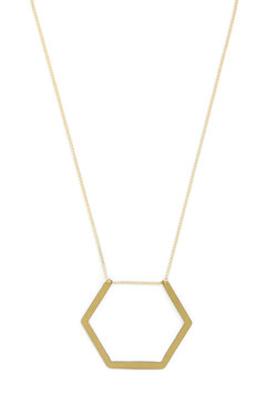 Going Hexagon and On Necklace