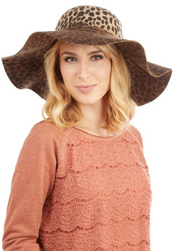 Wild and Winsome Hat