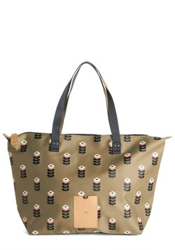 Orla Kiely One, To-Do, Three Bag