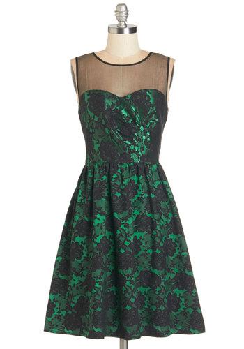 Mesmerizing Mademoiselle Dress