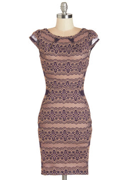 Taupe In Your Tracks Dress