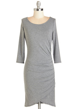 Adrenaline Ruche Dress