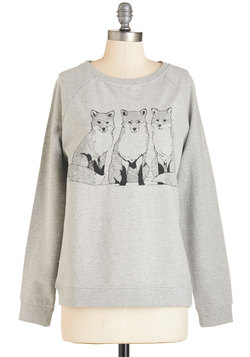 Trio of Tricksters Sweatshirt