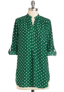 Hosting for the Weekend Tunic in Evergreen