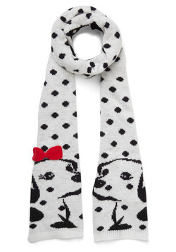 Penny For Your Spots Scarf