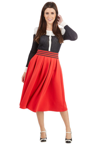 Ambitious Attitude Skirt