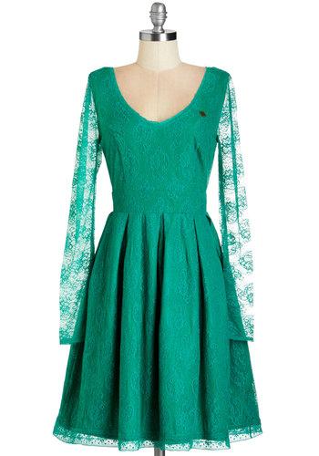 Maven of Moxie Dress