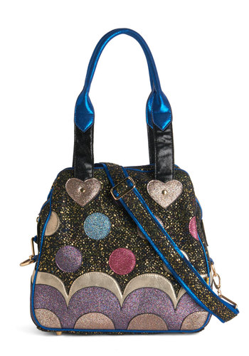 A Girl Can Gleam Bag
