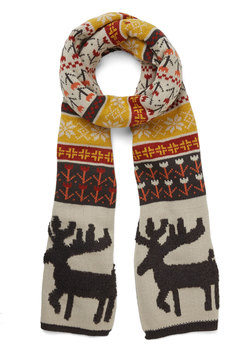 Not to be Moose-d Scarf