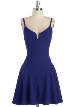 Why So Blue? Dress