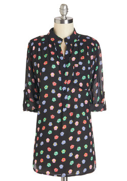 Flit Off to Florence Tunic