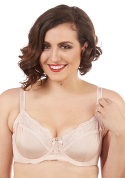 Just Dreamy Unlined Bra in Plus Size