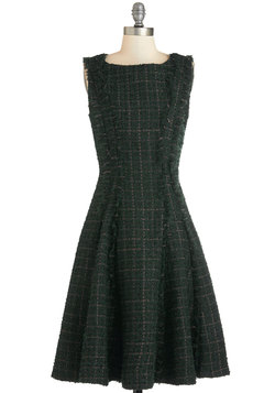 Eva Franco So Fresh and So Tweed Dress