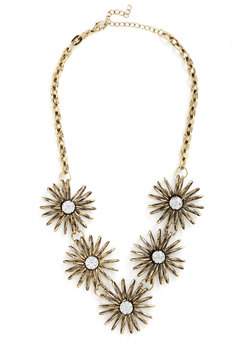 Promising Petals Necklace