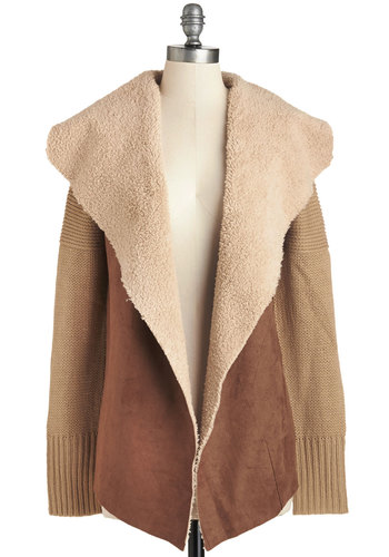 Chalet Me The Way Cardigan