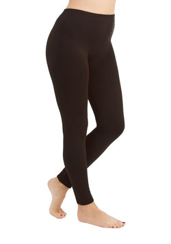 Send Me a Texture Leggings in Brown