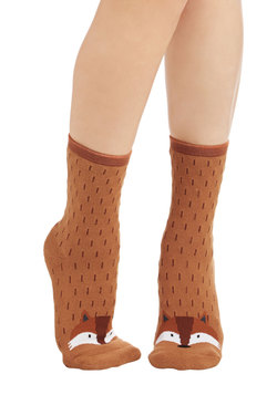 Clever So Comfy Slipper Socks