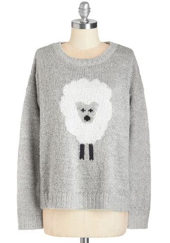 Better Bahhh-lieve It Sweater