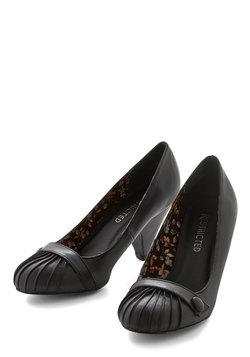 Crimp My Style Heel