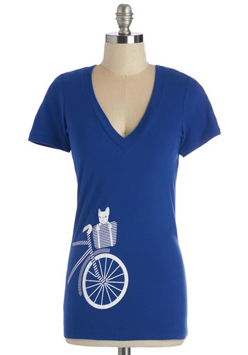 Bicycle Buddy Tee