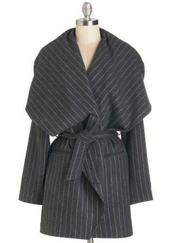 Newbury Street Style Coat