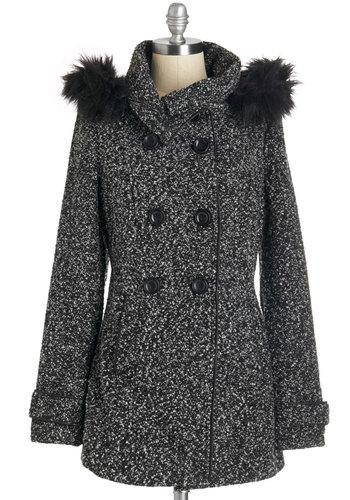Cool City Livin' Coat