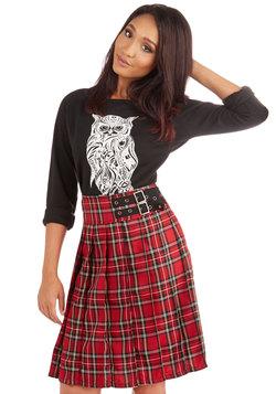 Kilt Trip Skirt