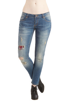 Fame of the Game Jeans