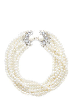 Forever Your Pearl Necklace