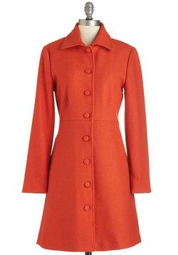 Pumpkin Patch Pose Coat