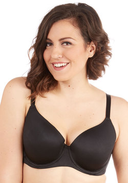 Basis of Your Beauty Bra in Plus Size