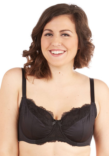 Serene Splendor Unlined Bra in Plus Size