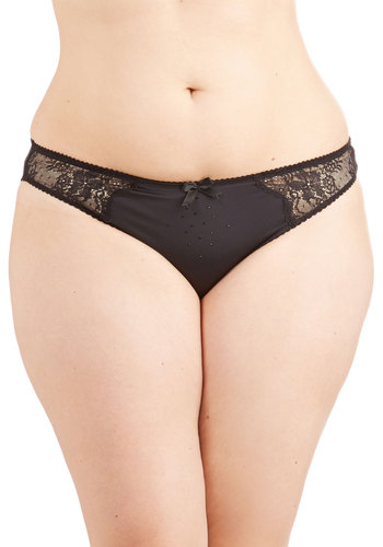 Serene Splendor Undies in Plus Size
